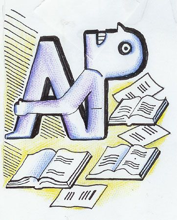 Advanced placement clipart graphic royalty free Demoting Advanced Placement\