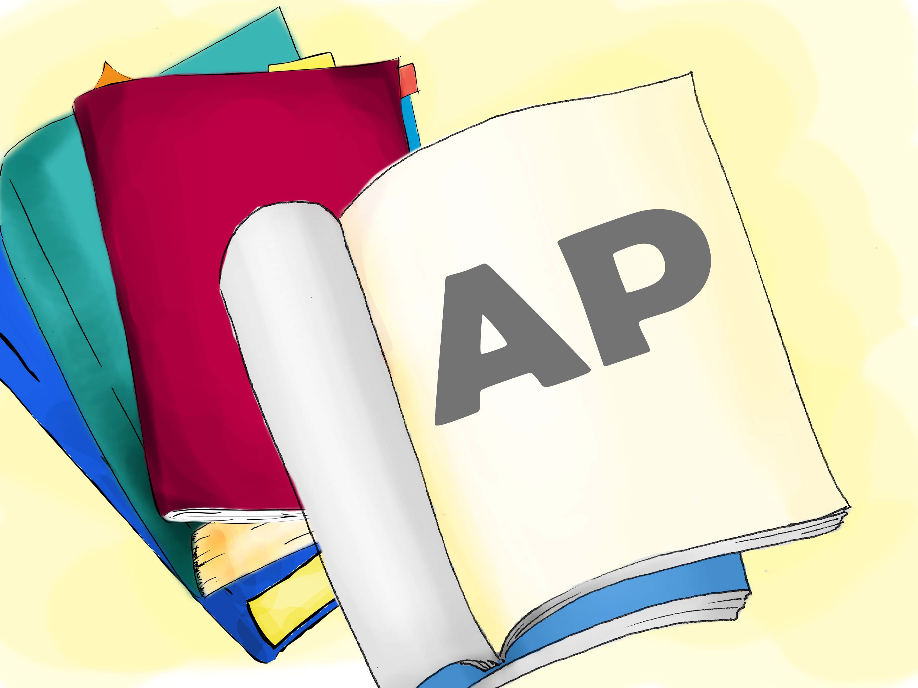 Advanced placement clipart clipart stock How to Get Good Grades in AP Courses (with Pictures) - wikiHow clipart stock