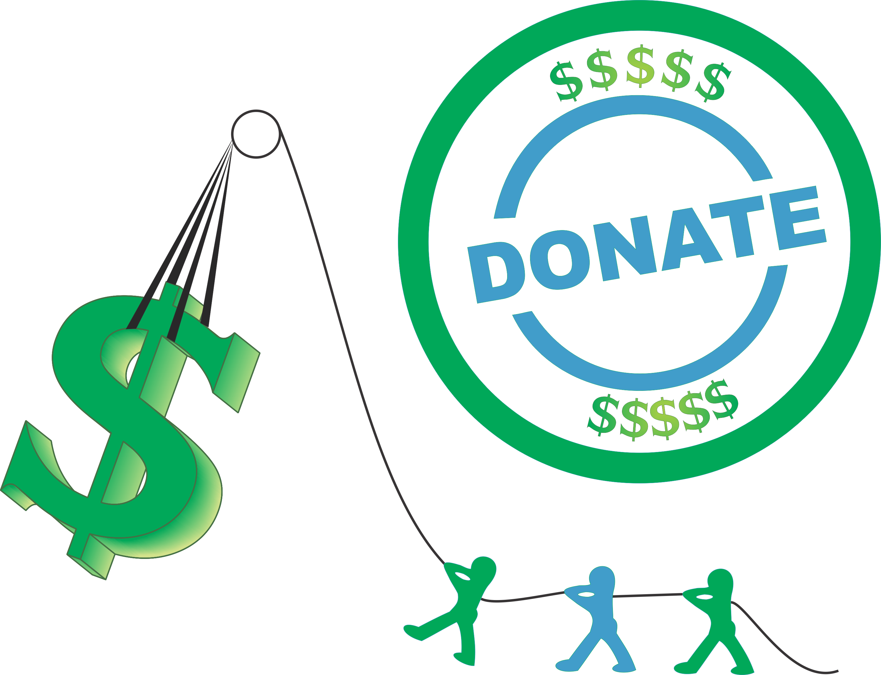 Fundraising transparent goal clipart clip transparent stock What is the difference between sales and fundraising? - MASadvise.org clip transparent stock