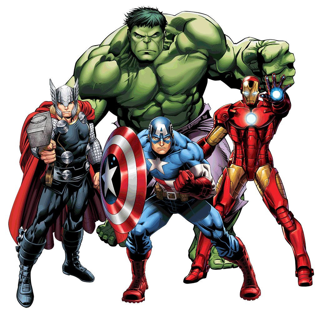 Advengeres clipart freeuse stock Avengers PNG Download Transparent Avengers #500647 - Clipartimage.com freeuse stock