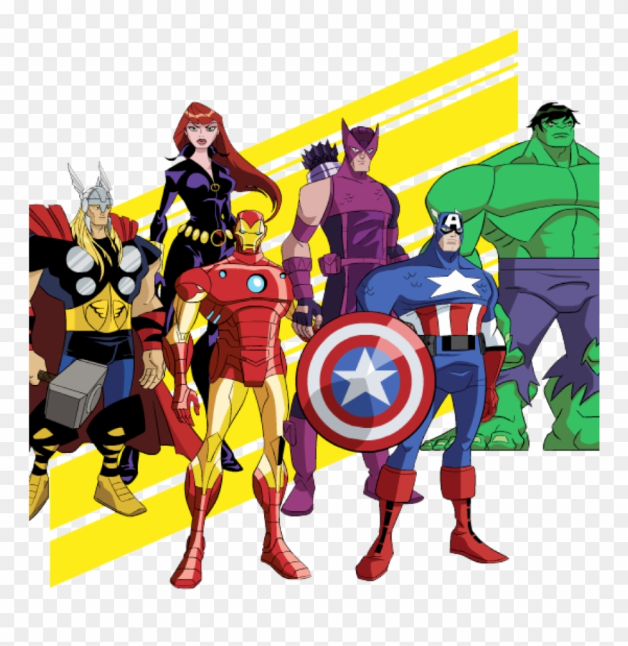 Advengeres clipart png library download Marvel Clipart Free Avengers Clip Art Clipart Football - Avengers ... png library download