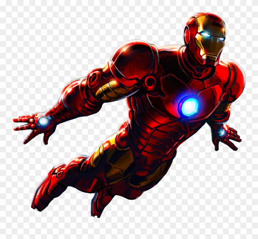 Advengeres clipart vector free download Iron Man Marvel Avengers Clipart (#681195) - PinClipart vector free download
