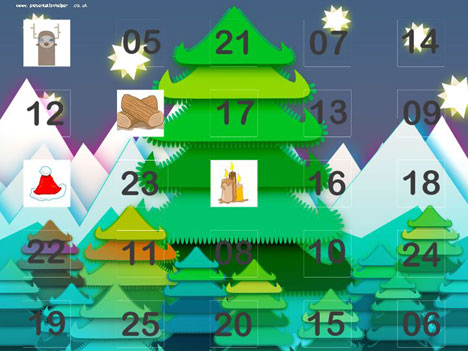 Advent calendar clipart free - ClipartFest jpg freeuse