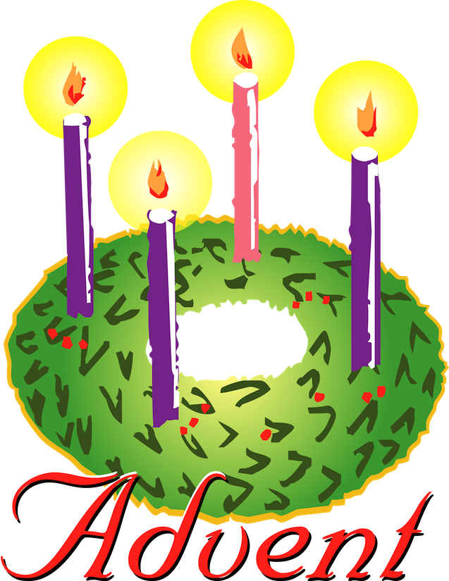 Advent clipart free - ClipartFest jpg library