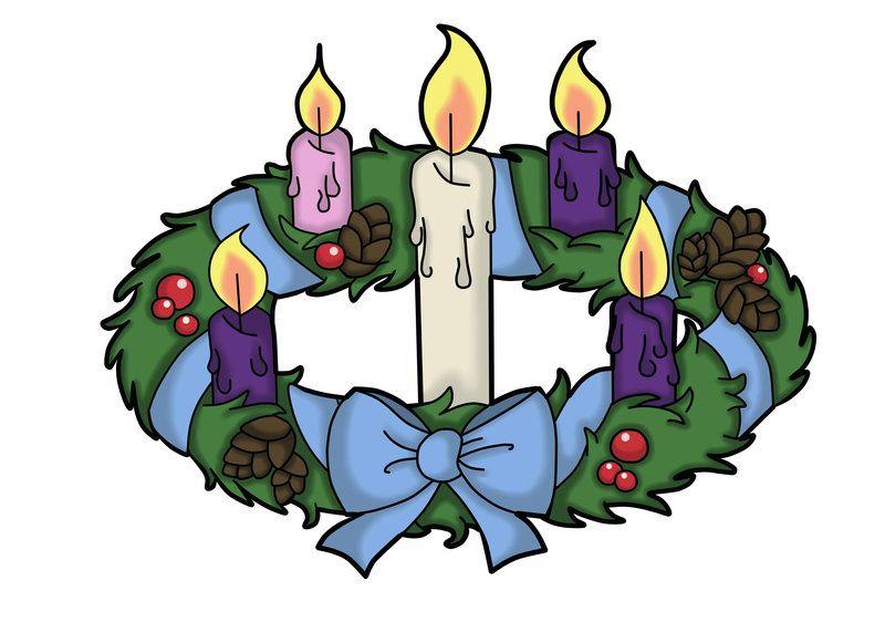 Advent wreathe clipart clip art library stock advent wreath by the black clover clipart | Advent clip art library stock
