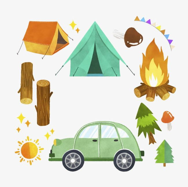 Adventure banner clipart png transparent stock Camping Illustrations PNG, Clipart, Adventure, Banner, Bea, Campfire ... png transparent stock