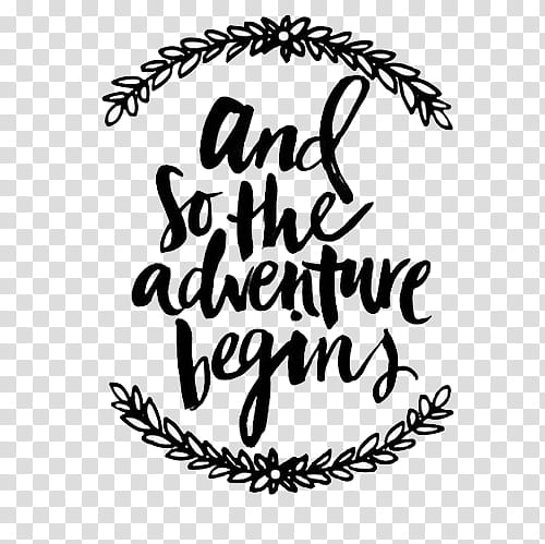 Adventure begins clipart clip transparent library Overlays , blue background with and so the adventure begins text ... clip transparent library