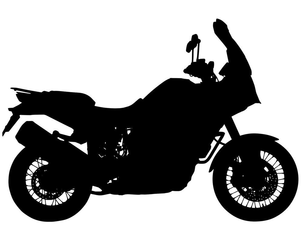 Adventure bike clipart image black and white stock Adventure Motorbike Cliparts - Cliparts Zone image black and white stock