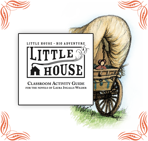 Prairie house clipart graphic royalty free download Official Home of the Little House Series by Laura Ingalls Wilder ... graphic royalty free download