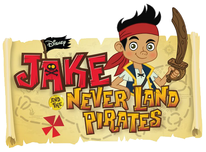 Adventure book clipart vector library download Jake & the Never Land Pirates Clipart vector library download