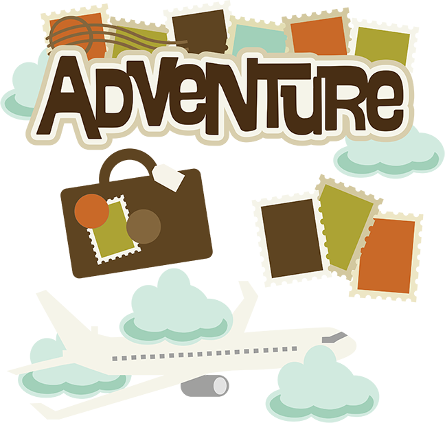 Adventure book clipart picture freeuse library Adventure SVG airplane svg vacation svg vaction clipart cute clip ... picture freeuse library