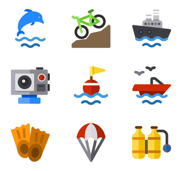 Adventure icon clipart