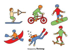 Adventure sports clipart clipart transparent library Extreme Sports Cliparts - Making-The-Web.com clipart transparent library