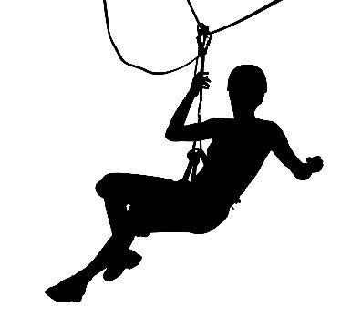 Adventure sports clipart clip stock Zip Line Clip Art - ClipArt Best | zip line | Clip art, Art clipart ... clip stock