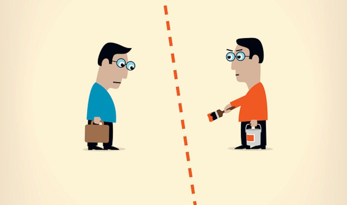Adverse possession clipart
