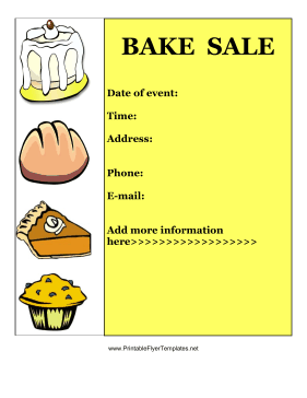 Advertise your event clipart vector download Hosting a bake sale? Advertise your event with this very appropriate ... vector download