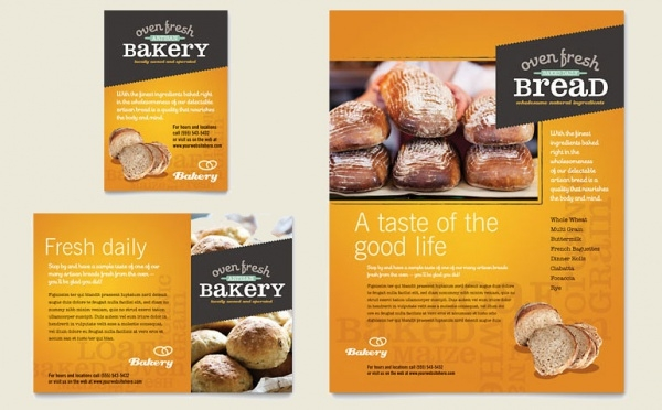 Advertisement flyer clipart bakery svg library stock 39+Bakery Flyer Templates - PSD, AI, Ms Word svg library stock