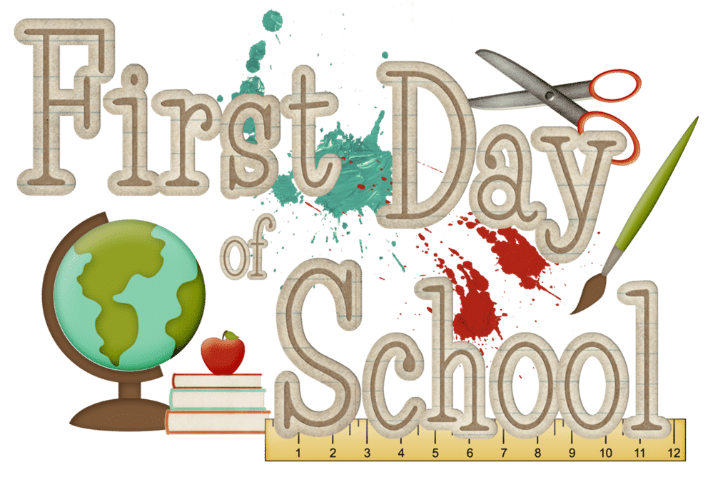 Advisory day middle school clipart vector First Day of School – August 14, 2019 | Sequoia Spartans vector
