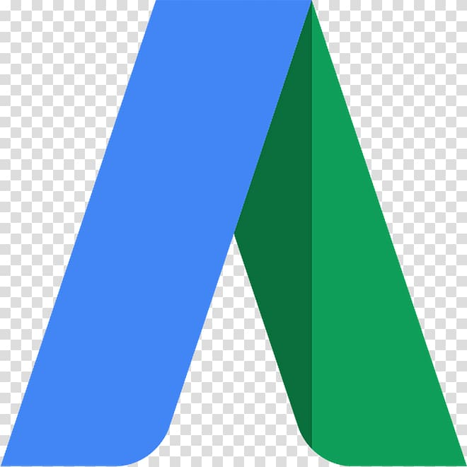 Adwords clipart graphic free Blue and green logo, Google AdWords Pay-per-click Advertising Logo ... graphic free
