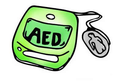 Aed machine clipart png free stock Virtual Workplaces Auto External Defibrillator - AED png free stock