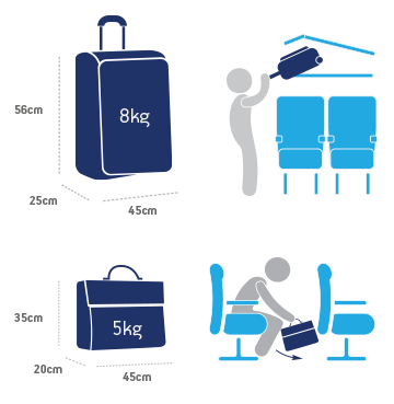 Aegean airlines logo clipart graphic black and white stock Cabin Baggage Allowance | Aegean Airlines Official Website | Travel ... graphic black and white stock