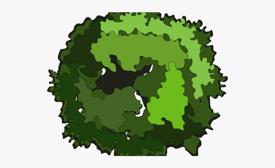 Aerial map clipart