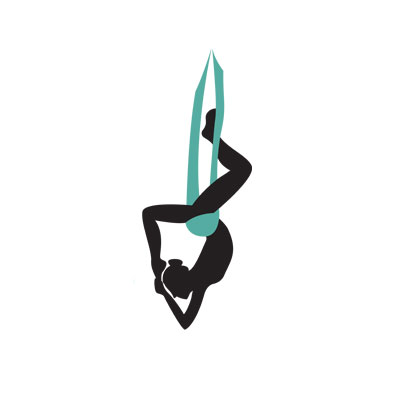 Aerial yoga clipart image free Aerial Fitness – Discover Happy Pilates Studio image free
