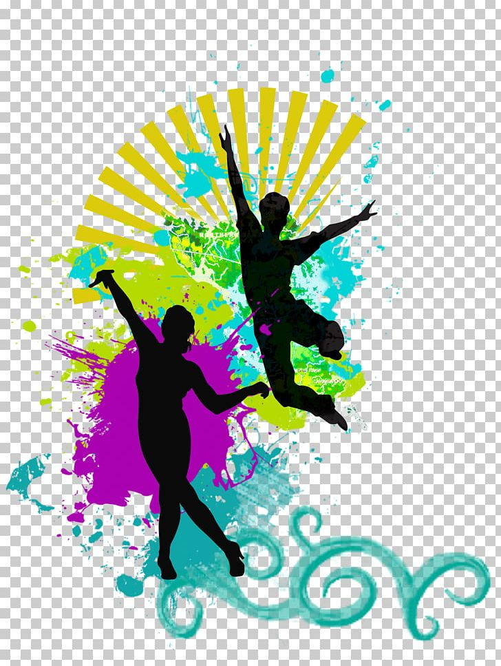 Aerobic clipart silhouette svg freeuse stock Dance Silhouette Music PNG, Clipart, Aerobics, Animals, Art ... svg freeuse stock