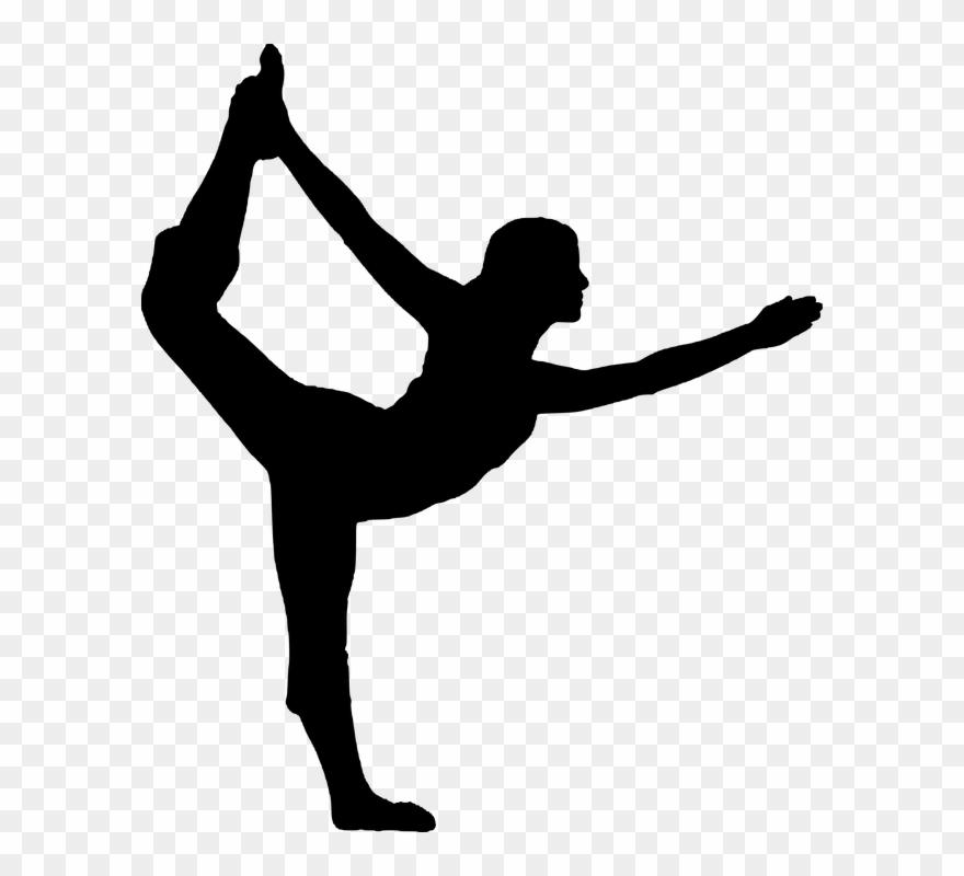 Aerobic clipart silhouette clip transparent download Silhouette, Pilates, Fitness, Dancing, Exercise, Ballet - Aerobics ... clip transparent download