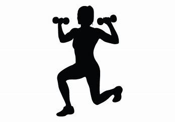 Aerobic clipart silhouette clip freeuse download Image result for Aerobics Silhouette | marcel | Silhouette vector ... clip freeuse download