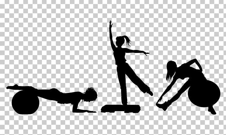Aerobic clipart silhouette png black and white download Aerobics Aerobic Exercise Silhouette PNG, Clipart, Academia, Aerobic ... png black and white download