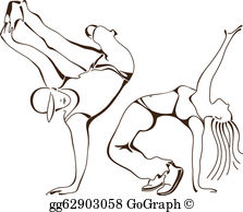 Aerobic dance cliparts jpg transparent Aerobic Dance Clip Art - Royalty Free - GoGraph jpg transparent