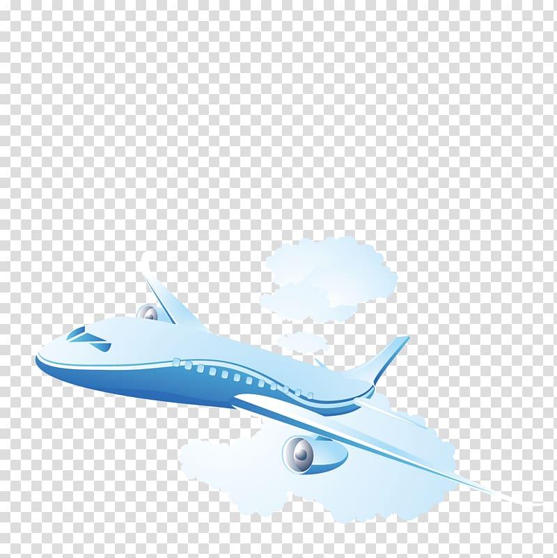 Aeronautical engineer clipart clip art library download Airplane Aircraft Blue Sky, Cartoon airplane transparent background ... clip art library download