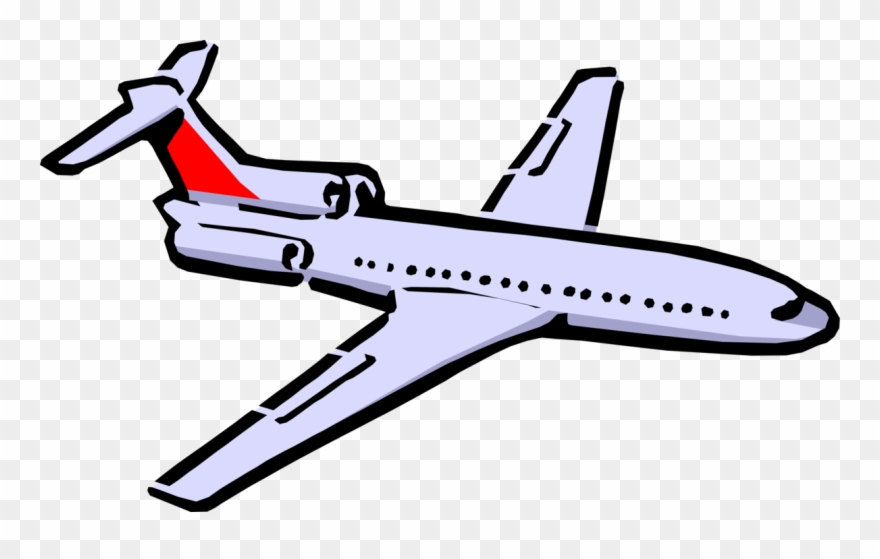 Aeroplane clipart gif svg royalty free Aircraft Vector Illustrator - Flying Airplane Clipart Gif - Png ... svg royalty free