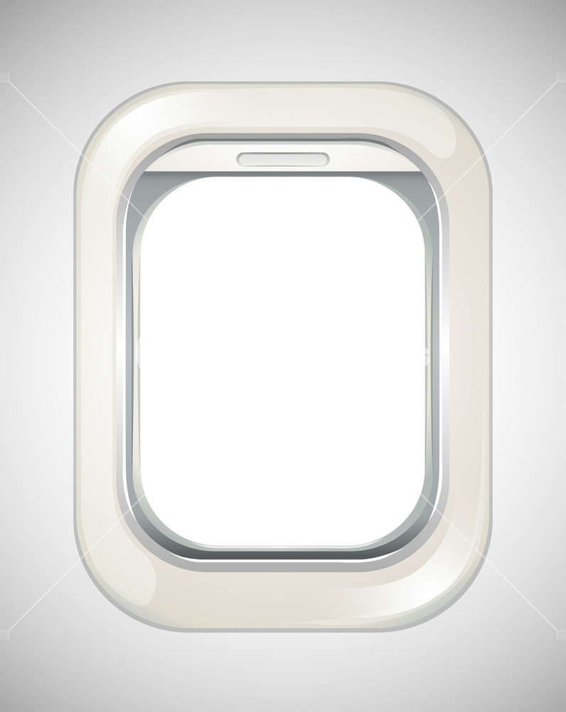 Aeroplane window clipart image transparent library Airplane window with no view illustration Royalty-Free Stock Image ... image transparent library