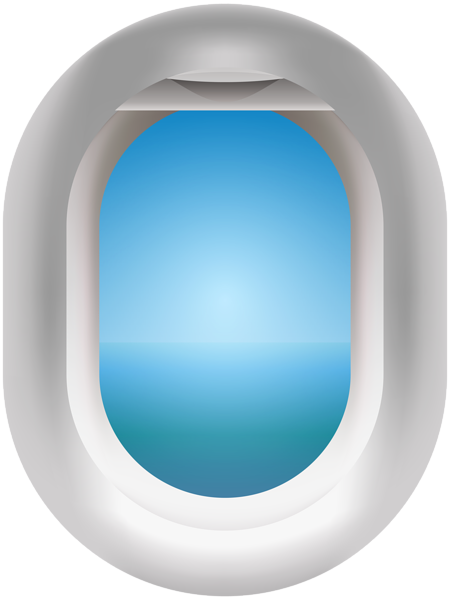 Aeroplane window clipart png black and white library Airplane Window PNG Clip Art Image | Gallery Yopriceville - High ... png black and white library