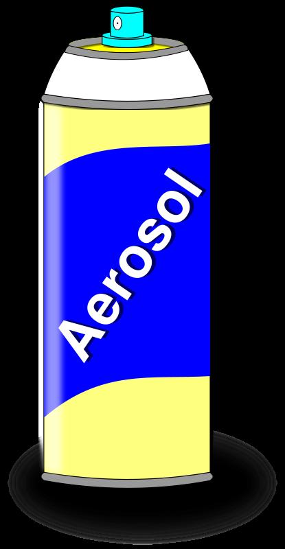 Aerosol clipart image free stock Free Clipart: Aerosol Spray Can | algotruneman image free stock