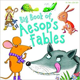 Aesop animals clipart svg free library Big Book of Aesop\'s Fables: Amazon.co.uk: Miles Kelly: Books svg free library