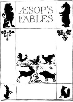 Aesop s fables clipart freeuse stock Aesop\'s Fables - byGosh.com freeuse stock