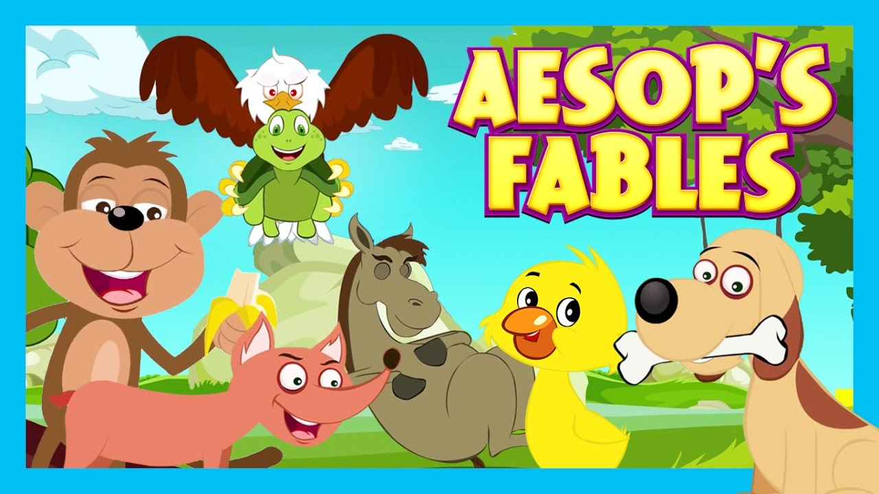Aesop s fables clipart clip art library download Fables For Children - Bedtimes Stories For Kids || Kids Hut Stories -  Aesop\'s Fables clip art library download