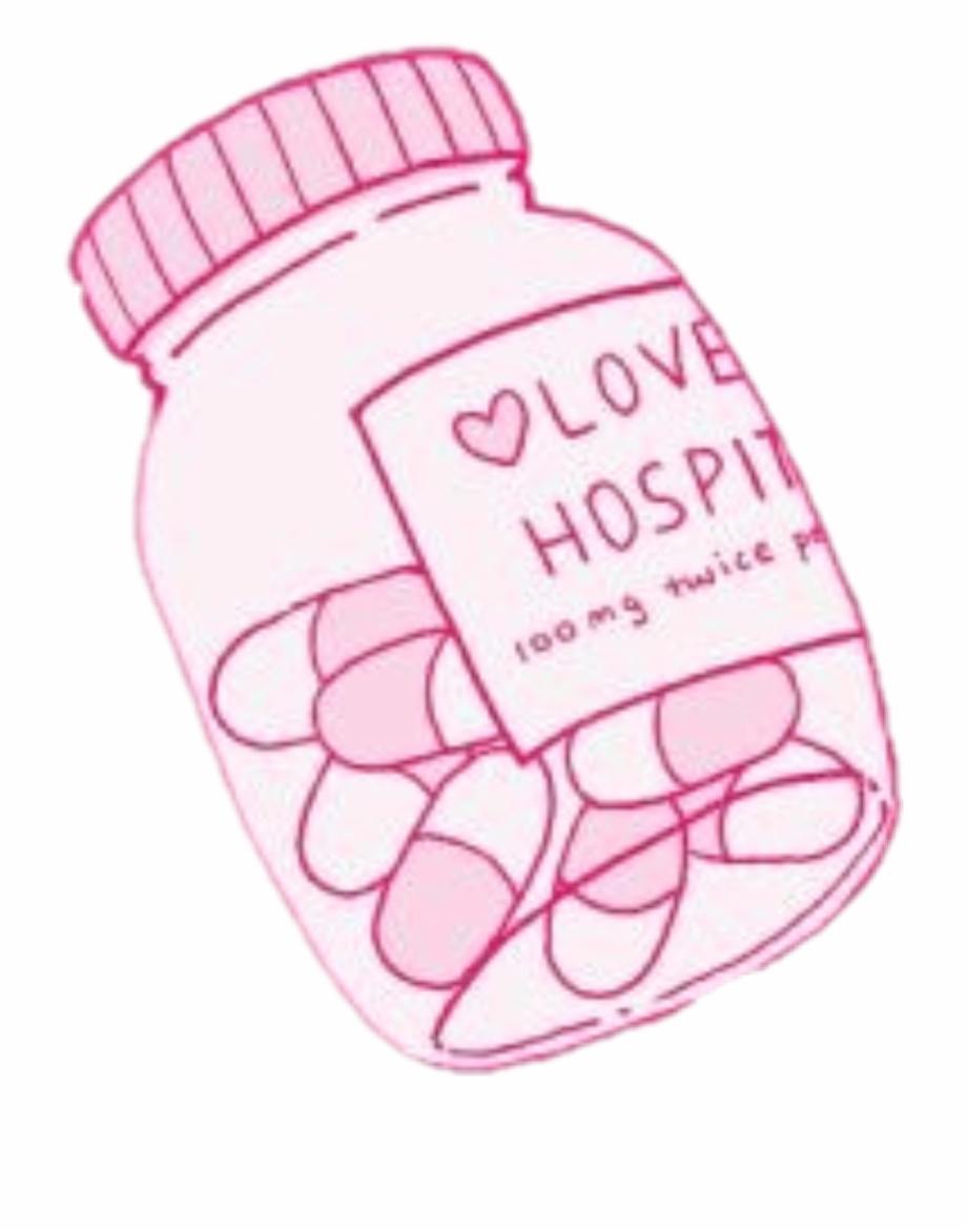 Ransparent aesthetic cliparts image freeuse download Transparent Pills Aesthetic - Cute Hospital Aesthetic Free PNG ... image freeuse download