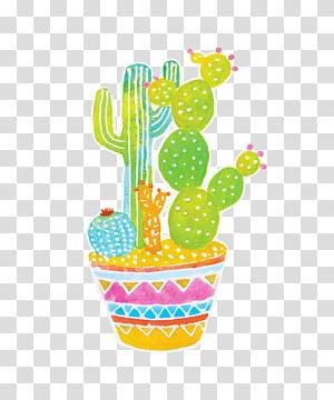 Aesthetic cactus clipart clipart transparent Aesthetic, cactus with pot icon transparent background PNG clipart ... clipart transparent