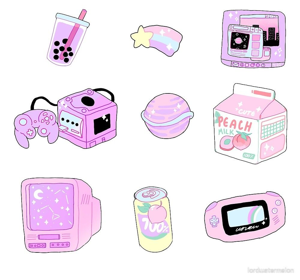 Aesthetic clipart stickers clipart free download Aesthetic Stickers #1 by lordwatermelon | pastel in 2019 | Aesthetic ... clipart free download