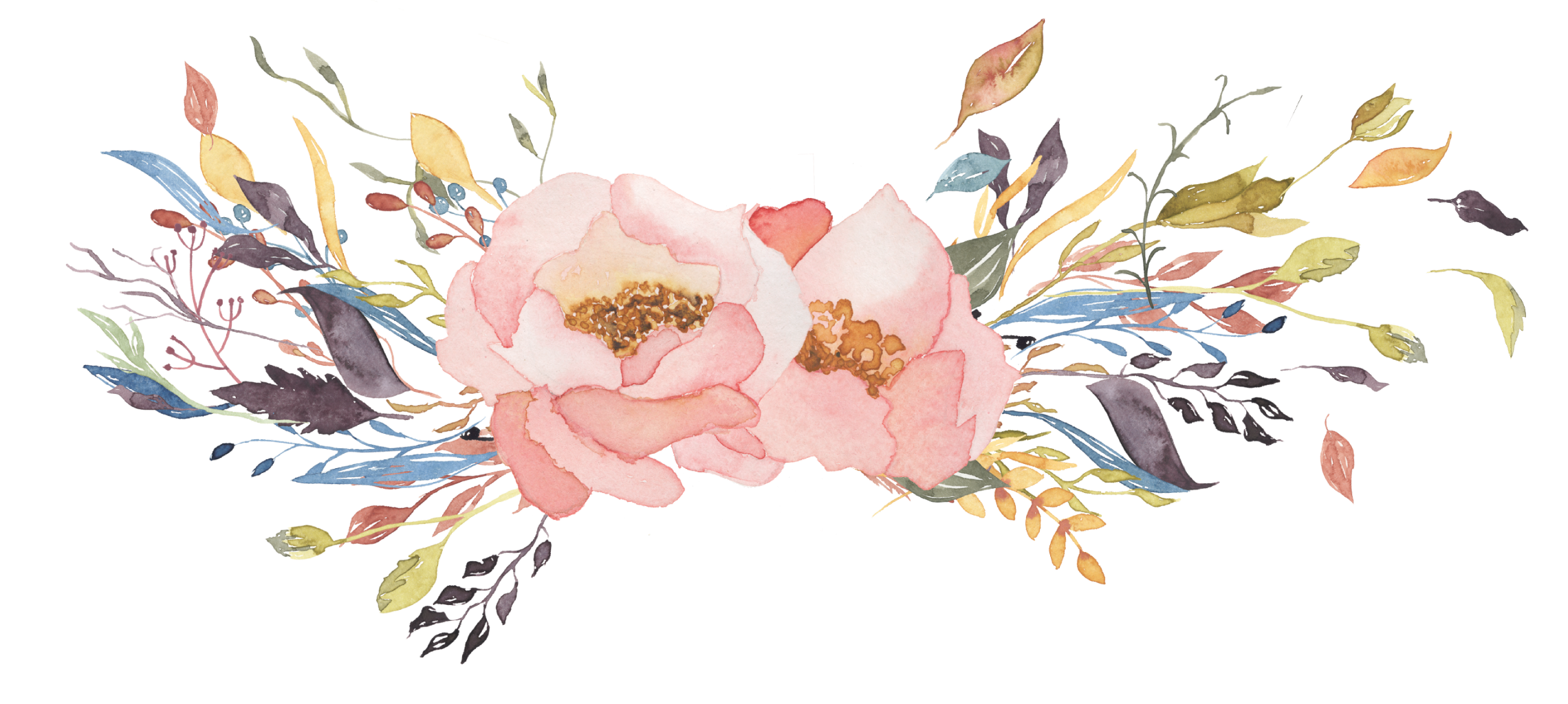 Library Of Aesthetic Flower Banner Black And White Library Png