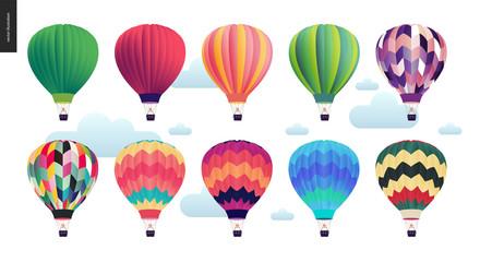 Aesthetic hot air balloon clipart clipart stock Search photos \