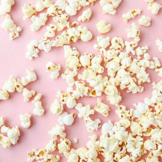 Aesthetic popcorn clipart graphic aesthetic popcorn i luv ♡ | tasty foods in 2019 | Pink aesthetic ... graphic