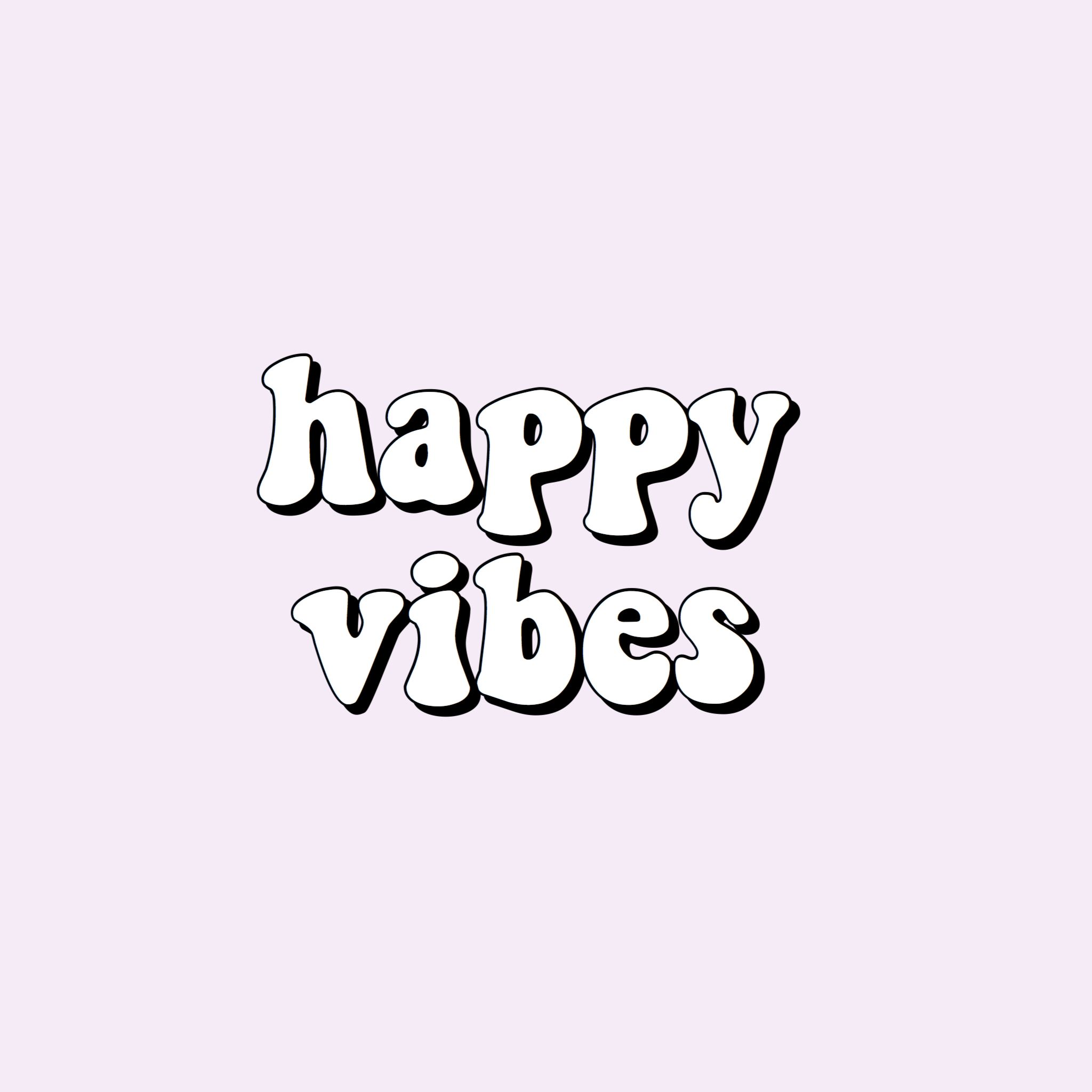 Aesthetic vsco clipart image black and white stock happy vibes words quote happiness aesthetic purple vsco tumblr ... image black and white stock