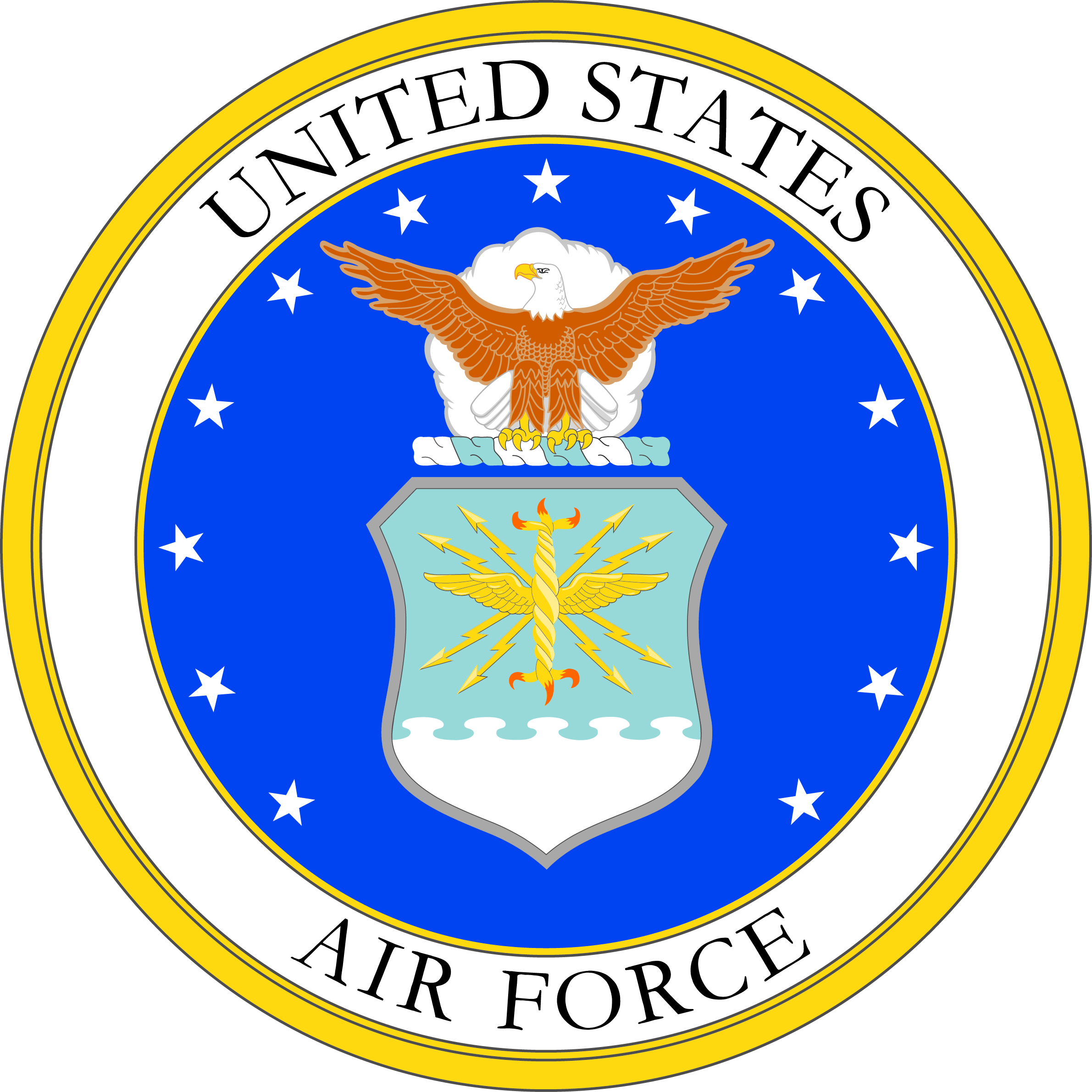 Af emblem clipart free stock Free Air Force Clipart, Download Free Clip Art, Free Clip Art on ... free stock
