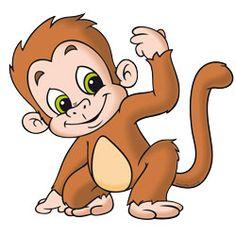 Affe bild clipart vector freeuse library Die 11 besten Bilder von Affe Clipart in 2017   Drawings, Monkey art ... vector freeuse library