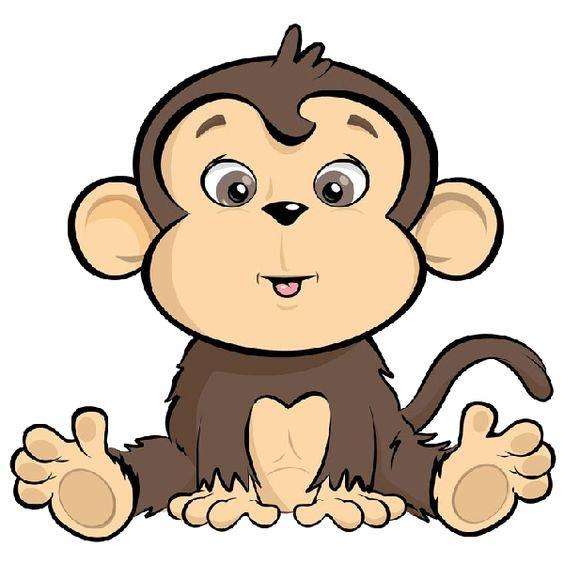 Affe clipart kostenlos. Cartoon monkeys art work
